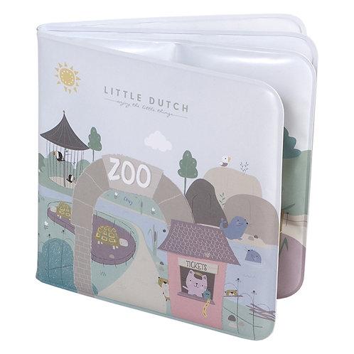 Little Dutch Livre de Bain Zoo