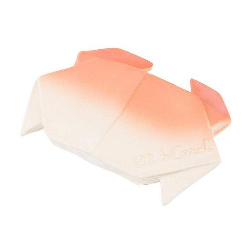 Oli et Carol Crabe Origami