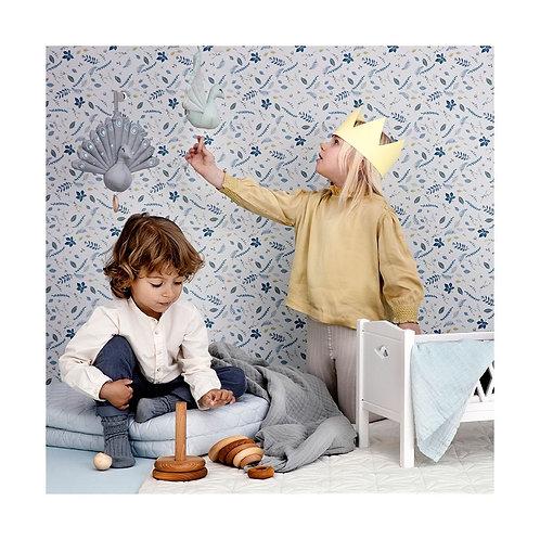 Lit de poupée Harlequin - CamCam