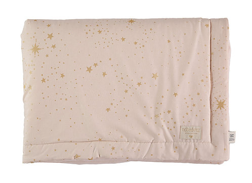Couverture Laponia Nobodinoz Treasure Gold stella Dream Pink