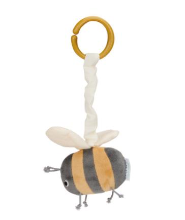 Little Dutch Hochet Peluche vibrante abeille