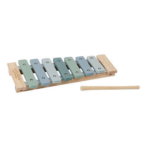 Little Dutch xylophone bleu
