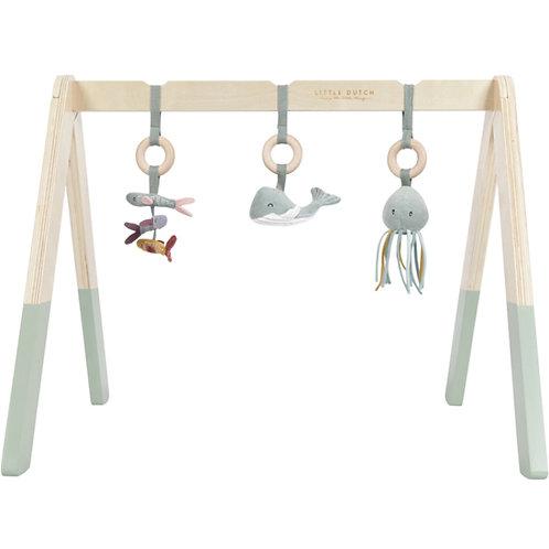 Little Dutch Arche de jeux en bois ocean Mint