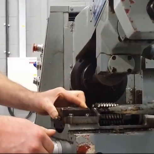 INTRODUCTION TO GEAR CUTTING & MEASUREMENT.