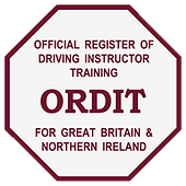 DVSA ORDIT Badge