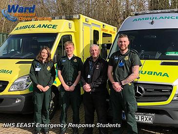 EEAST Response Students