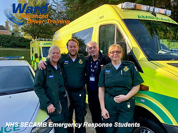 SECAMB ECSW Response Students