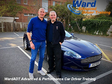Performance Car Training - Aston DB9