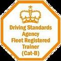 DVSA Fleet Badge