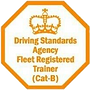 DVSA Fleet Badge