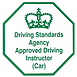 DVSA ADI Badge