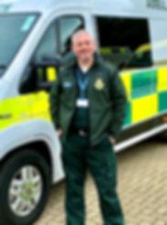 James Ward - Driver Training Officer