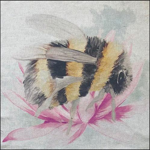 Bee Linen Panel