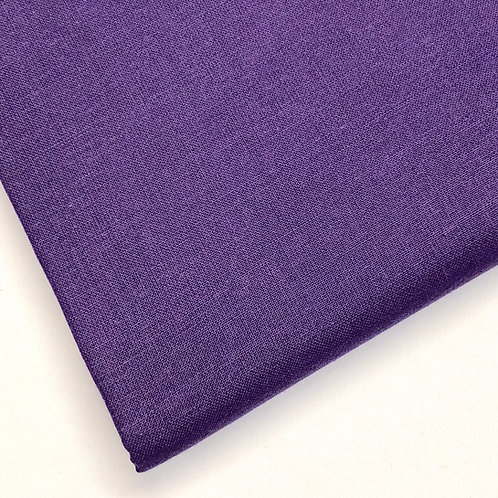 Plain Purple Cotton