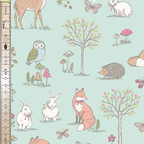 Woodland Animals Duckegg