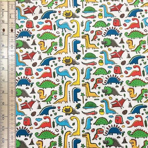 Dinosaurs Multicoloured