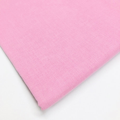 Plain Baby Pink Cotton