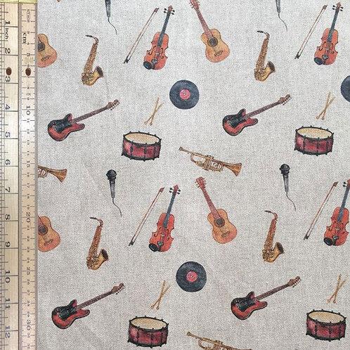 Instruments Cotton Linen