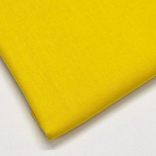Plain Yellow Cotton