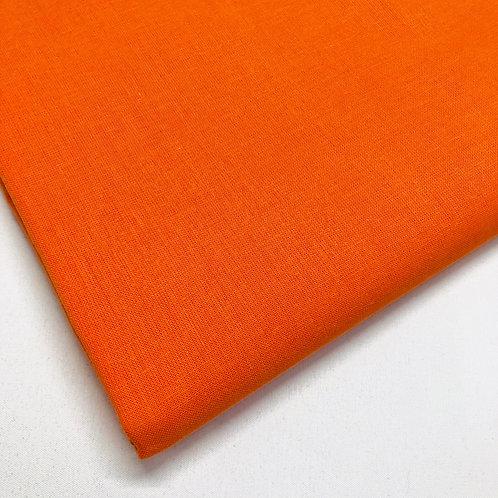 Plain Orange Cotton