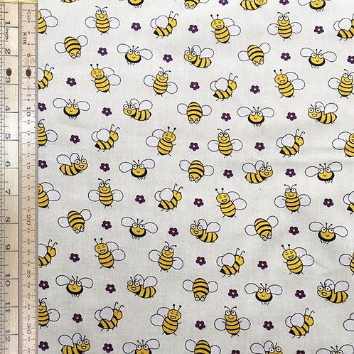 Bees on Cream