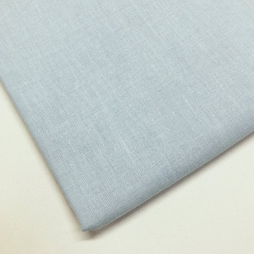 Plain Baby Blue Cotton