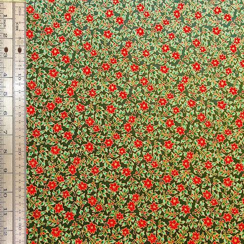 Christmas 02 on Green