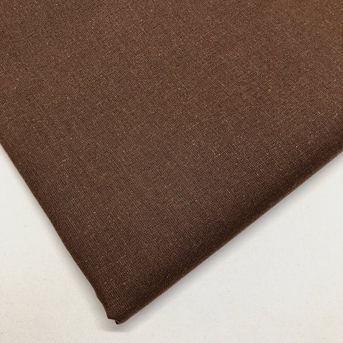 Plain Brown Cotton