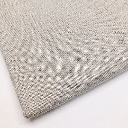 Plain Silver Cotton