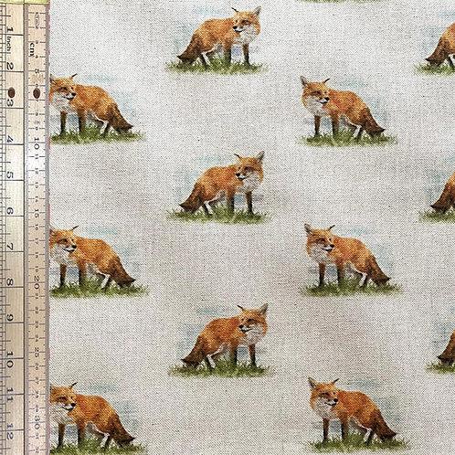 Fox Cotton Linen
