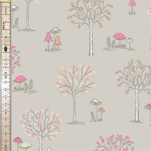 Woodland Forest Taupe