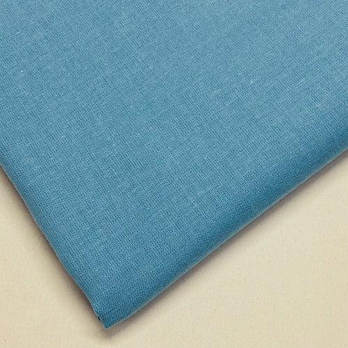 Plain Sky Blue Cotton