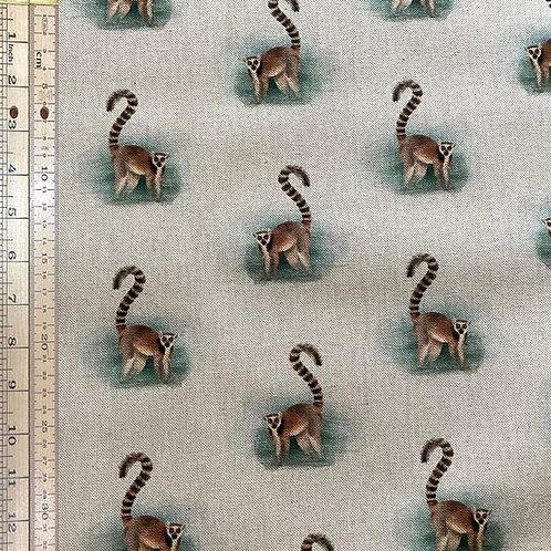 Lemur Cotton Linen
