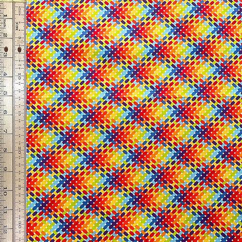 Rainbows Stitch