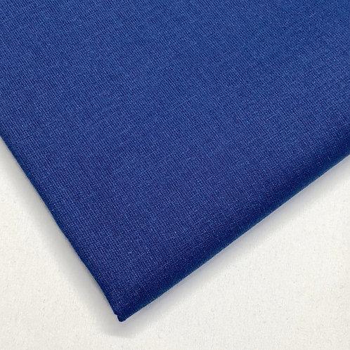 Plain Royal Blue Cotton
