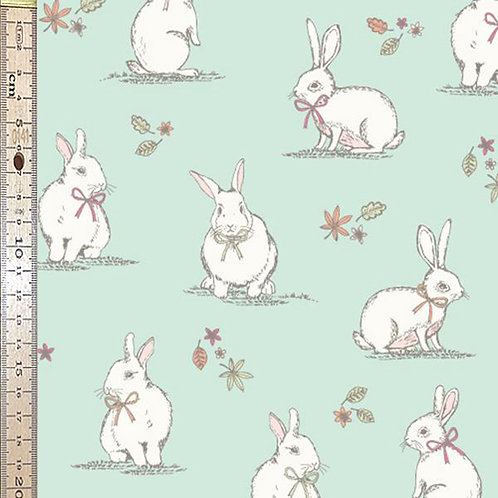 Woodland Bunnies Duckegg