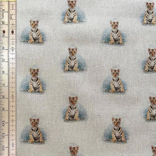 Tiger Cotton Linen
