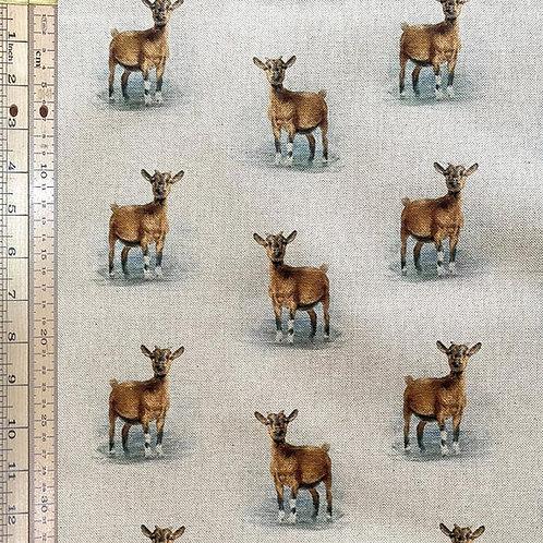 Goat Cotton Linen