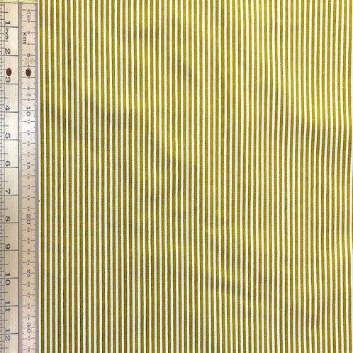 Stripes on Gold