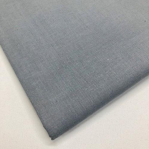 Plain Dark Grey Cotton