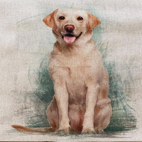 Labrador Linen Panel