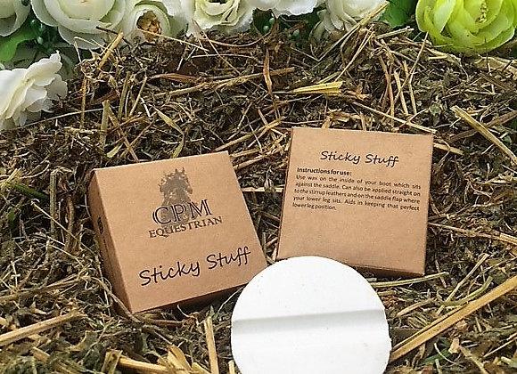 Sticky Stuff - By CPM Equestrian