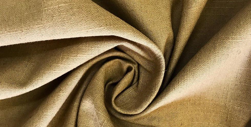 Golden Brown - Linen