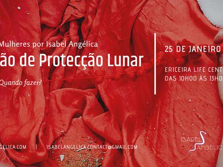Ericeira - 25/Jan - Cinturão de Protecção Lunar - Círculo de Mulheres