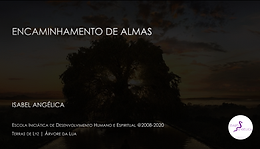 Encaminhamento de Almas - aula/webcast