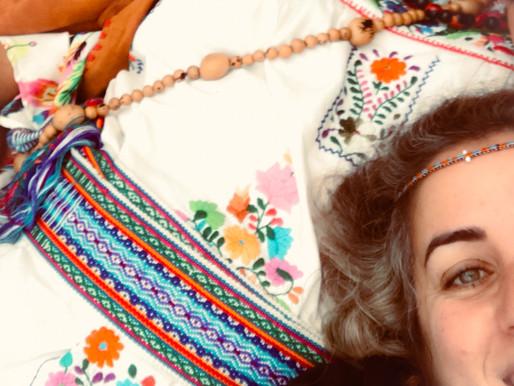 O cinturão de protecção lunar e a necessidade das mulheres protegerem o seu ventre - Isabel Angélica