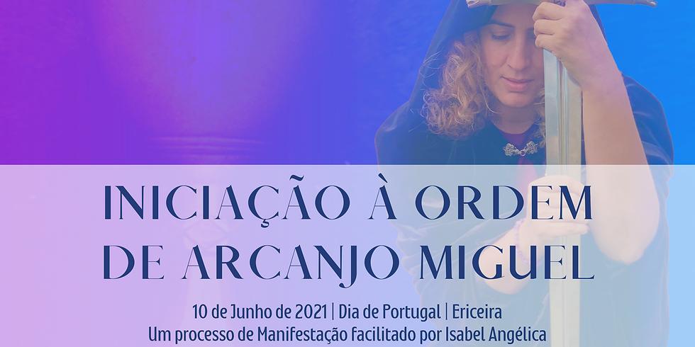 Iniciação à Ordem de Arcanjo Miguel