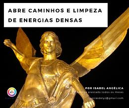 Abre Caminhos | Arcanjo Miguel