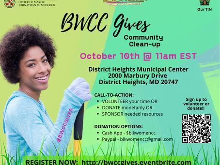 October 2021 Community Clean-Up