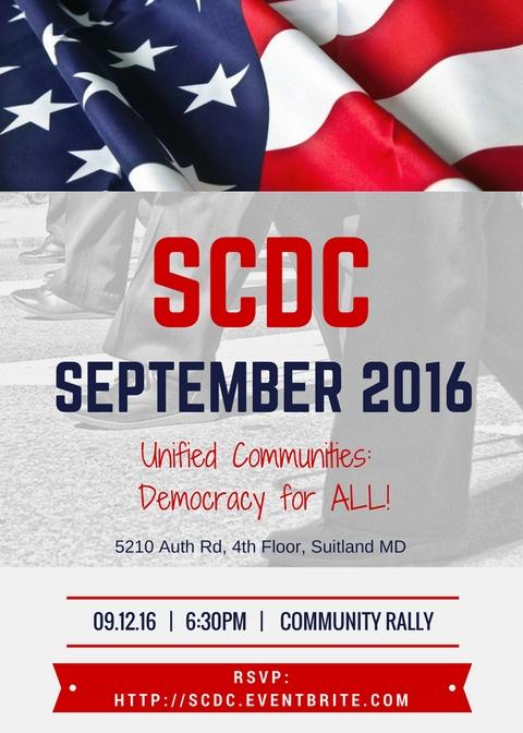 SCDC Sept 2016